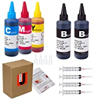 JetSir 4 Color Compatible Ink kit Refill for HP 950 951 60 61 952 902 901 62 63 21 22 920 940 934 564 932 933 711 970…