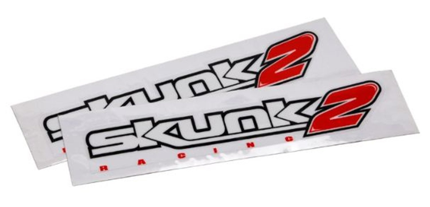 Skunk2 837-99-1005 5 Decal Pack with Skunk2 Logo
