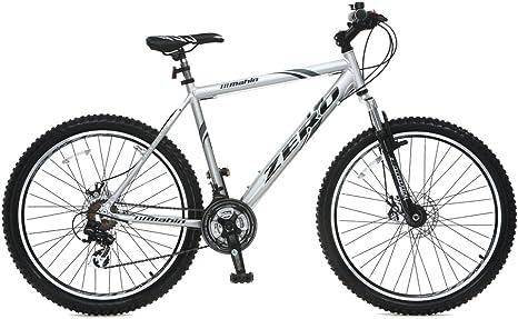 Schee ZEROM19G - Bicicleta de montaña Enduro (18 velocidades, 19 ...