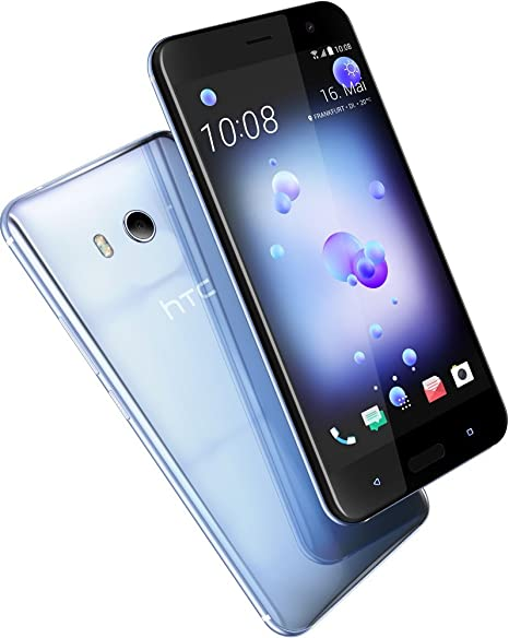 HTC U 11 SIM doble 4G 64GB Plata: Amazon.es: Electrónica