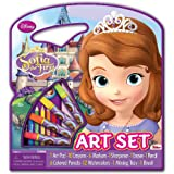 Bendon Disney Sofia The First Character Art Tote Activity Set