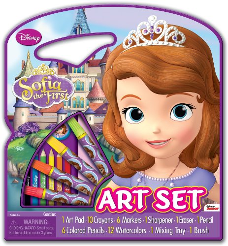 Bendon Disney Sofia The First Character Art Tote