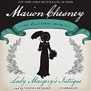 Lady Margery's Intrigue Hörbuch