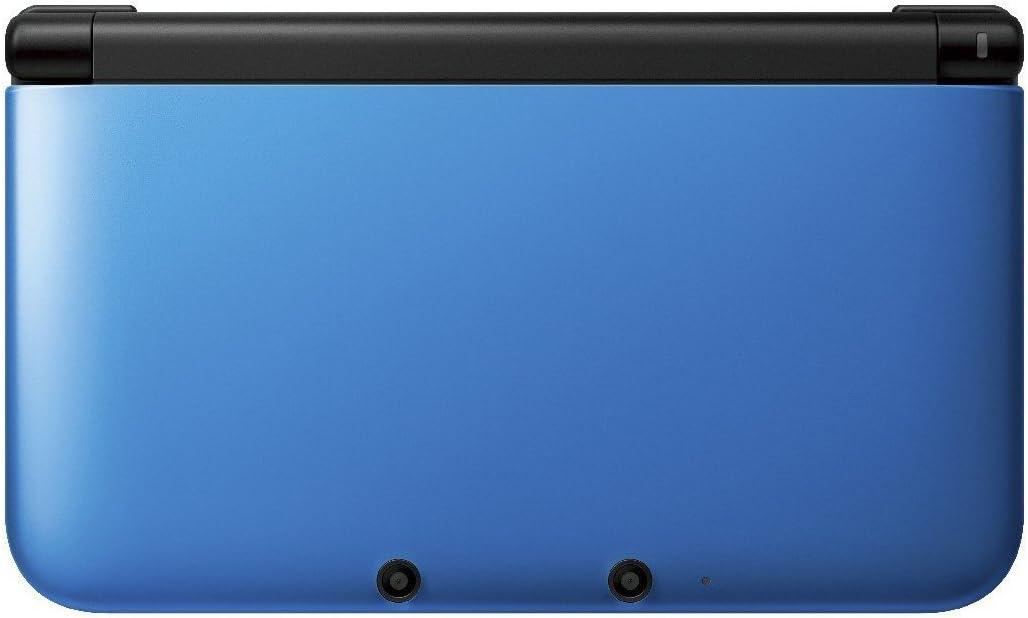 Amazon.com: Nintendo 3DS XL - Blue/Black [Old Model] Games ...