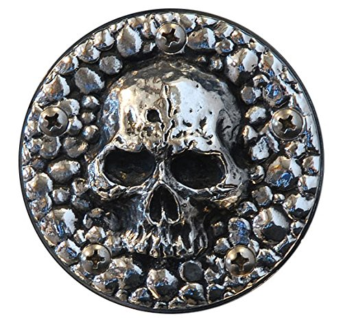 (Chrome Dome Polished Skull Points Cover PCSP-1)