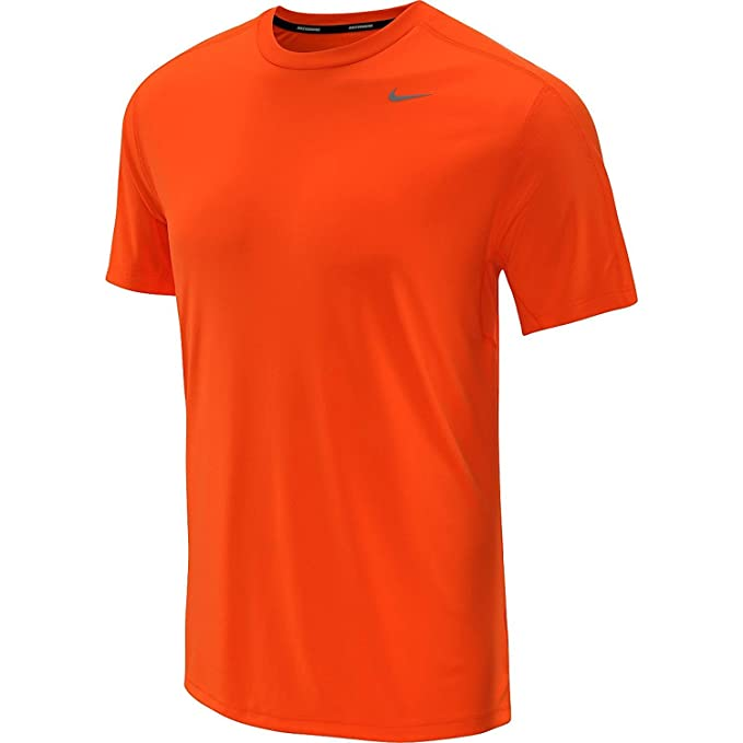 a4375490 Image Unavailable. Image not available for. Color: NIKE Mens Relay Short- Sleeve Running T-Shirt