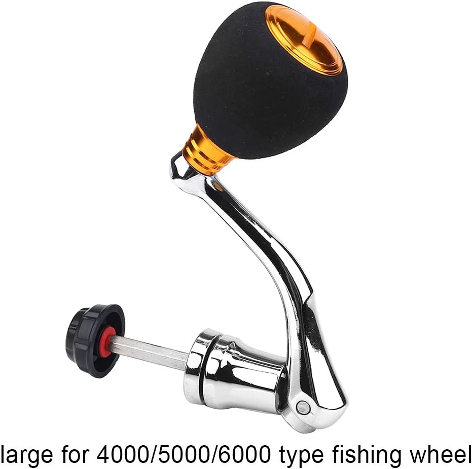 Bnineteenteam Reel Replacement Power Handle Fishing reel fishing repair tool
