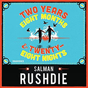 Two Years Eight Months and Twenty-Eight Nights Audiobook