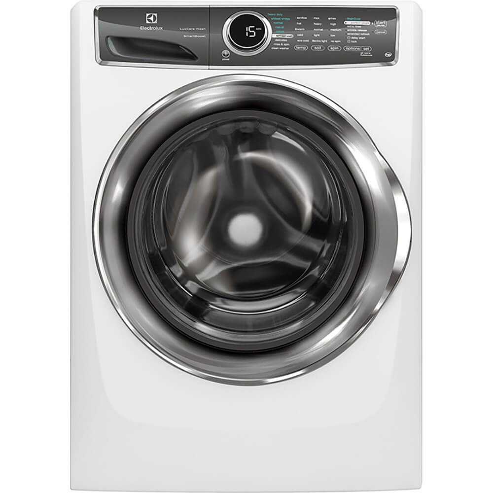 Electrolux Perfect Steam EFLS617SIW 4.4 Cu. Ft. Washer with LuxCare Wash and Smart Boost in Island