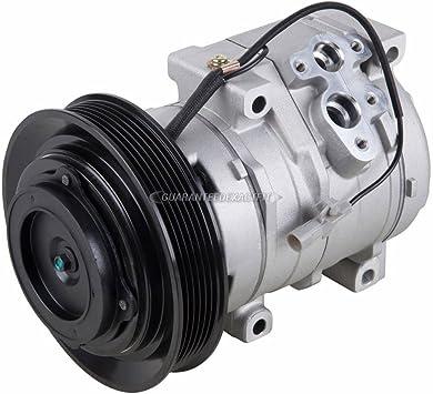 AC Compressor Fits 2003-2008 Corolla Matrix 1 Year Warranty New 77391