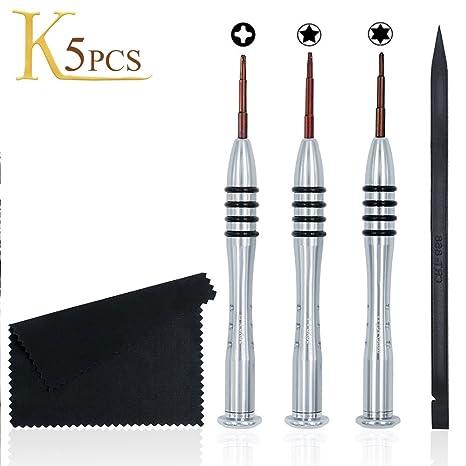Kit de destornillador Pentalobe KINDPMA 5 piezas de herramientas de ...
