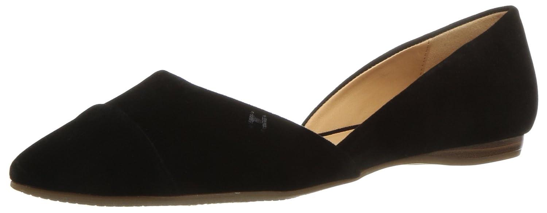 Tommy Hilfiger Women's Narcee Ballet Flat B06XVJ928C 7 B(M) US|Black Velvet
