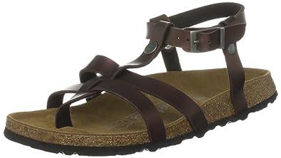 03937ccb681 Birkenstock Betula Women s Caryn Birko Copper Slides Sandal 61213 6 ...