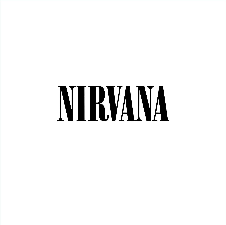 Nirvana Music Band Vinyl Die Cut Car Decal Sticker