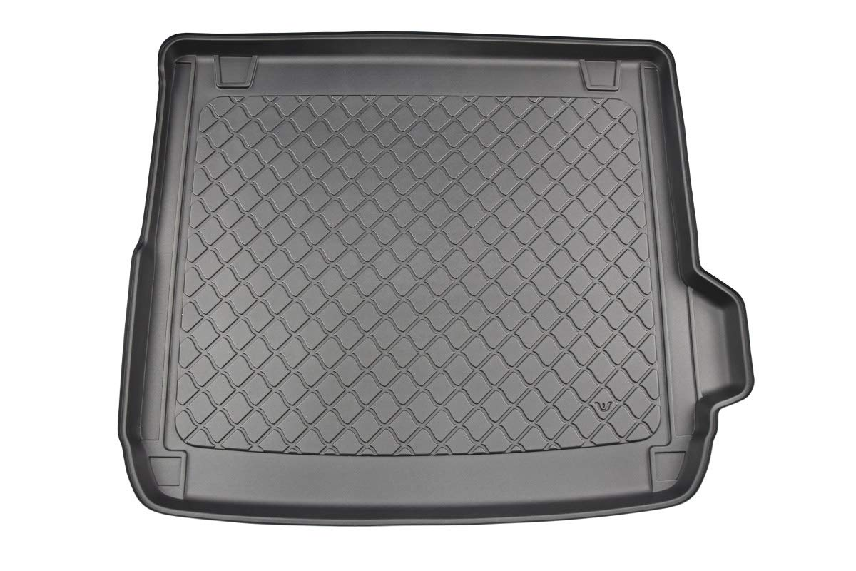 additional description: all versions 8004 2018- G02 MTM Boot Liner X4 Tailored Trunk Mat with Antislip cod