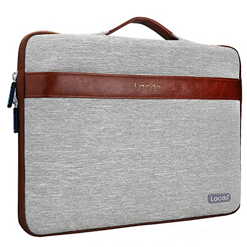 Lacdo 11-12 Inch Laptop Sleeve Case for MacBook Air 11.6-inc