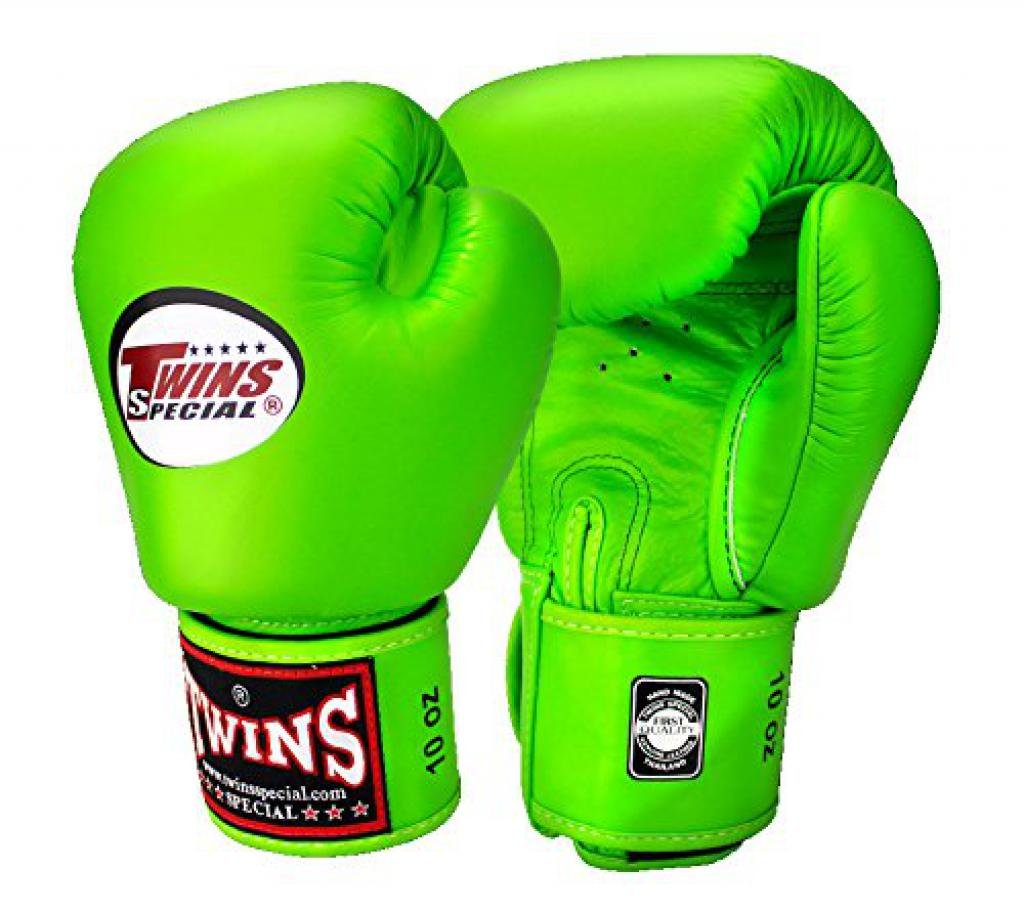 Guantes twins special muay thai 16 oz