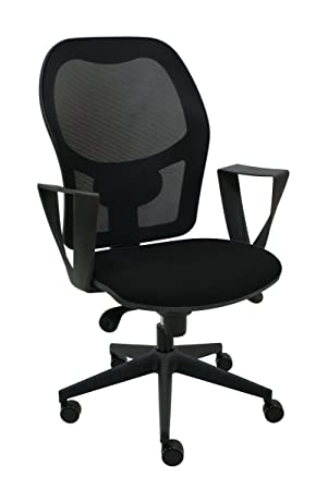 Silla de oficina Q3 ergonómica alta gama de uso profesional más de 8 horas - ideal para despachos, oficinas, administración