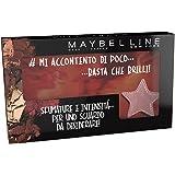 Maybelline New York Collezione Edizione Limitata Pochette Idea Regalo con Palette Burgundy 12 Ombetti e Matita Occhi Waterproof Expression Kajal