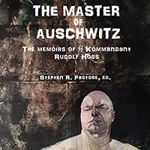 The Master of Auschwitz: Audiobook