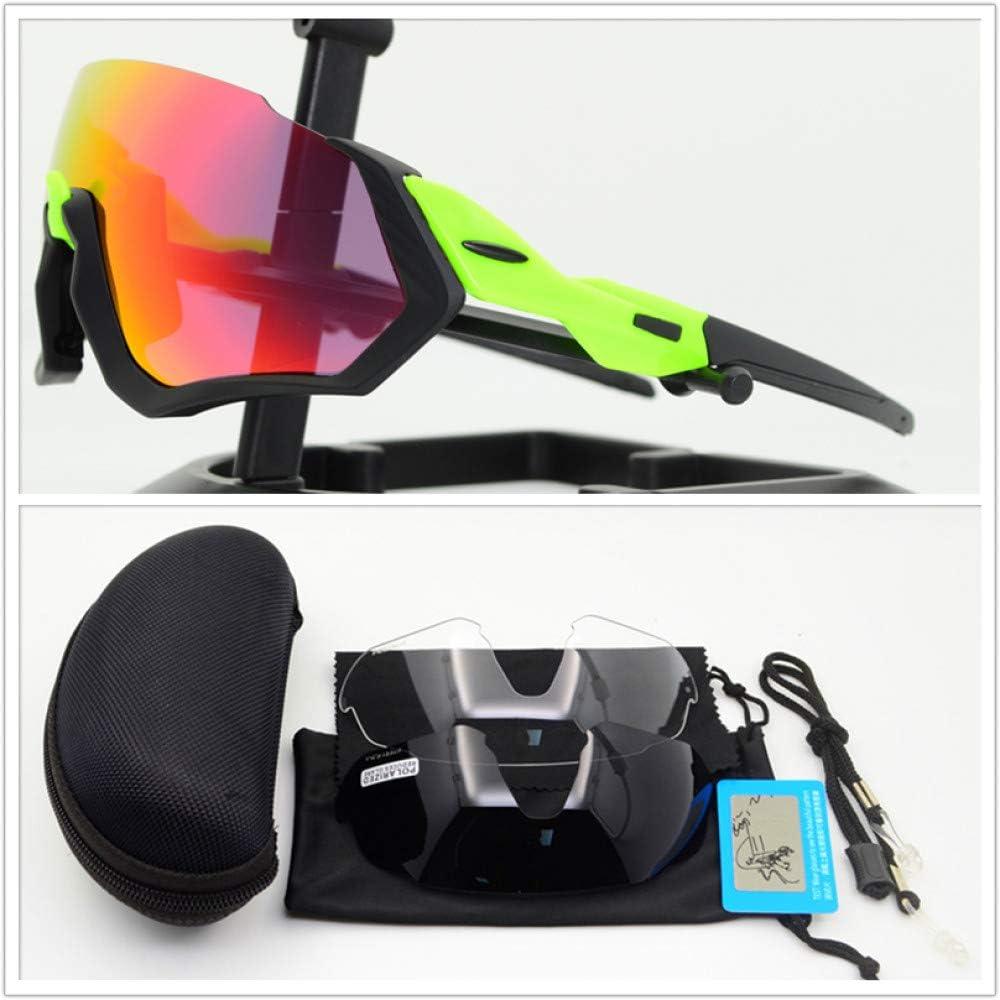 ZKAMUYLC SunglassesNuevo diseñador de la Marca Gafas de Ciclismo ...
