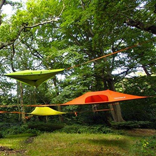 Erlebnisgutschein: Übernachtung im Baumzelt in Gambsheim | meventi Geschenkidee