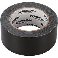 Fixman 188845 - Cinta americana (tamaño: 50mm) Negro
