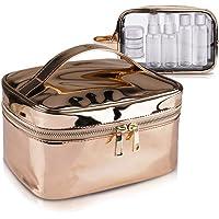 Morpilot Fashionable Portable Women Makeup Cosmetic Travel Bags