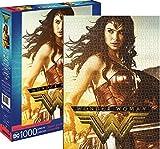 1000 piece super hero puzzle - Aquarius Wonder Woman Movie 1000 Piece Jigsaw Puzzle