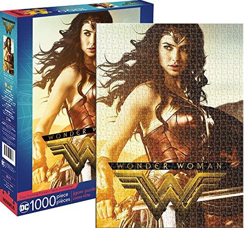 1000 piece super hero puzzle - 3