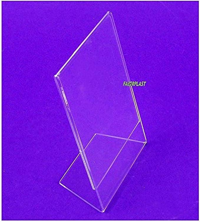Faberplast Marco Portafotos, metacrilato, 20x25x8 cm: Amazon.es: Hogar