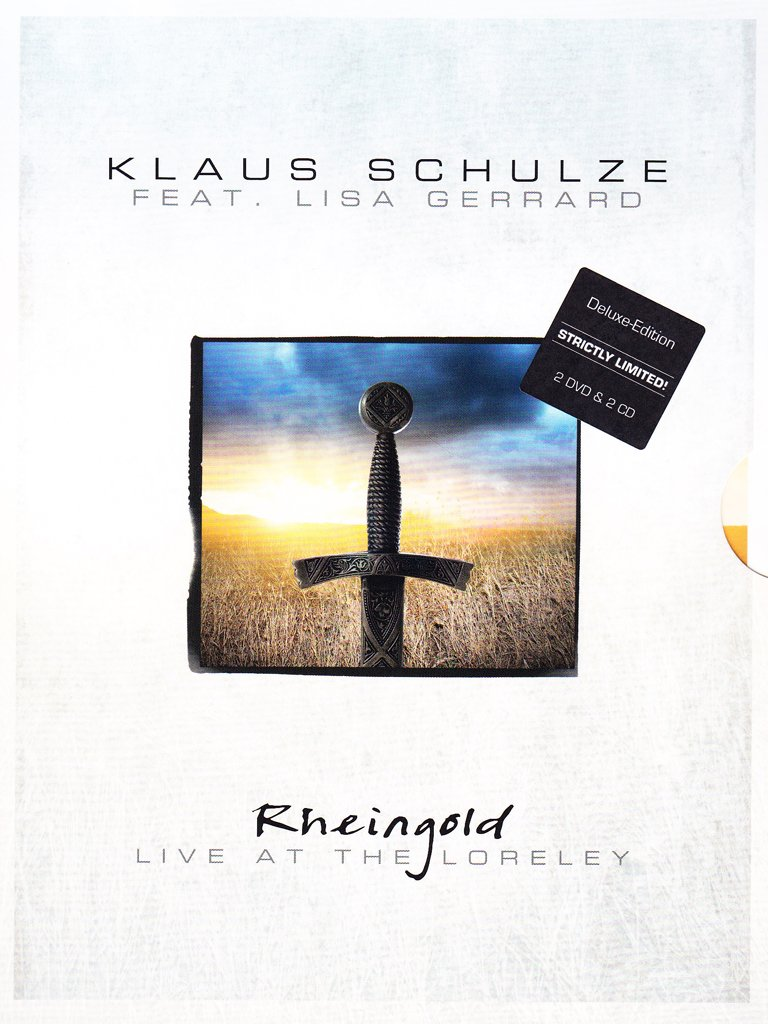 Rheingold: Live at the Loreley (w/ CD) by Spv U.S.