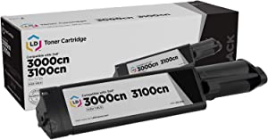 LD Compatible Toner Cartridge Replacement for Dell 310-5726 K4971 High Yield (Black)