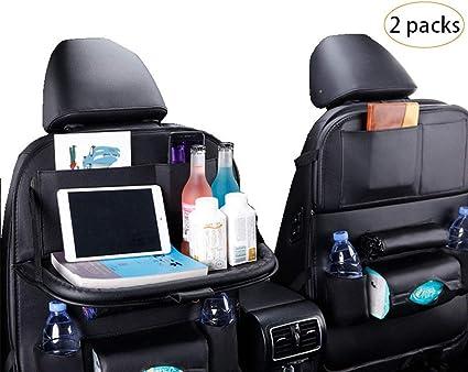 Car Seat Hanging Bags Car Steat Back Bag Multifunction Storage Box Universal