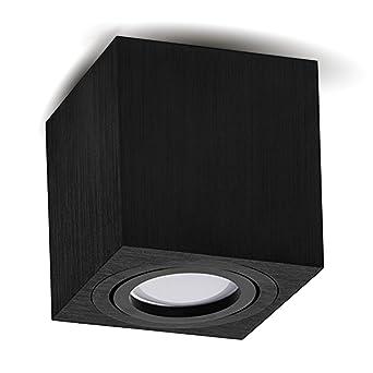deckenleuchten spots eckig. Black Bedroom Furniture Sets. Home Design Ideas