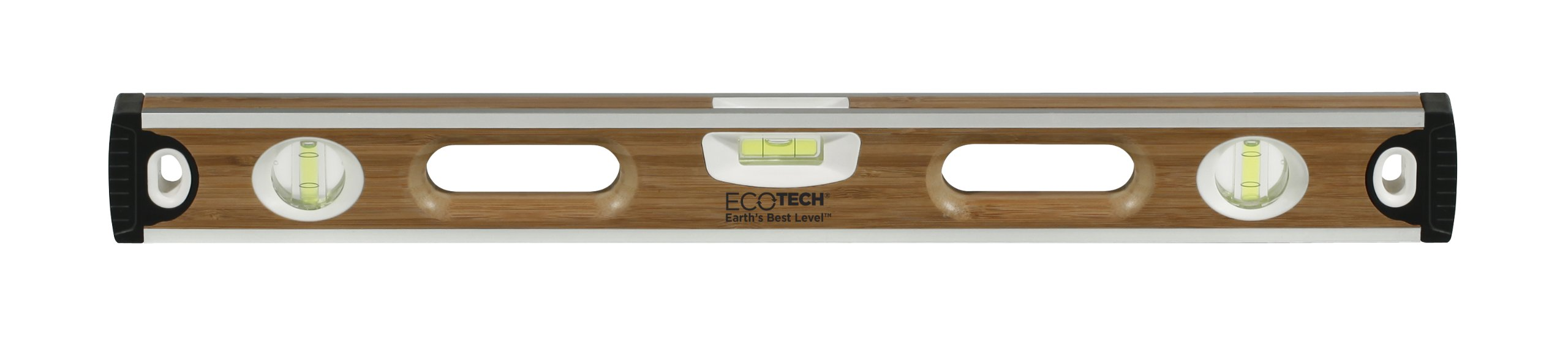 Johnson Level & Tool 1601-4800 Eco-Tech Level Bamboo, 48-Inch