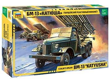 Zvezda - Maqueta de Tanque Escala 1:35 (Z3521): Amazon.es ...