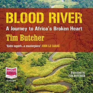 Blood River Audiobook