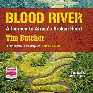 Blood River Hörbuch