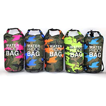 Partm Waterproof Bag Dry Bags Multi-Function Sports Outdoors Camping Cycling Fishing