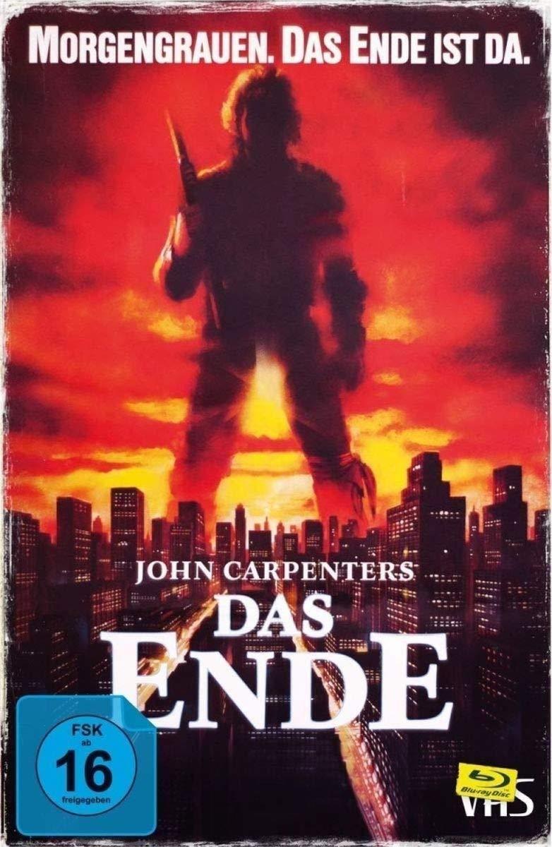 Das Ende - Assault on Precinct 13 - 2-Disc VHS-Edition Blu ...