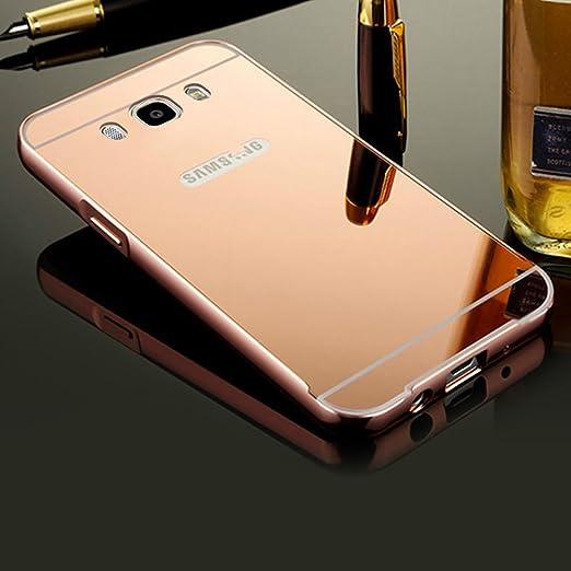 TOCASO- Lujo Funda con Espejo por Samsung Galaxy J5 2016 J510 ...