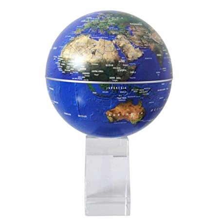 6rotating auto spinning globe topography earth map christmas 6quotrotating auto spinning globe topography earth map christmas valentine gift home office d gumiabroncs Gallery