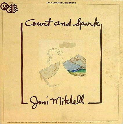 court and spark LP: JONI MITCHELL: Amazon.es: CDs y vinilos}