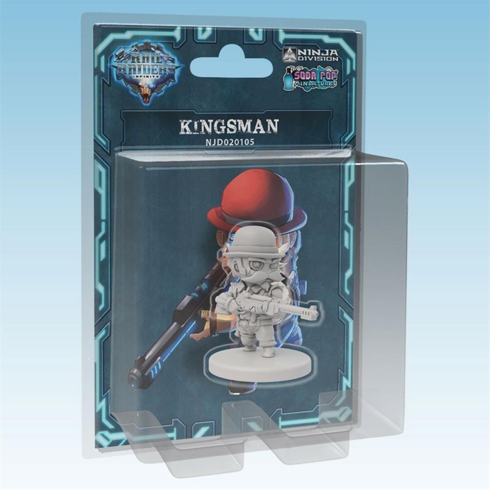 Rail Raiders Infinite: Kingsman: Amazon.es: Juguetes y juegos