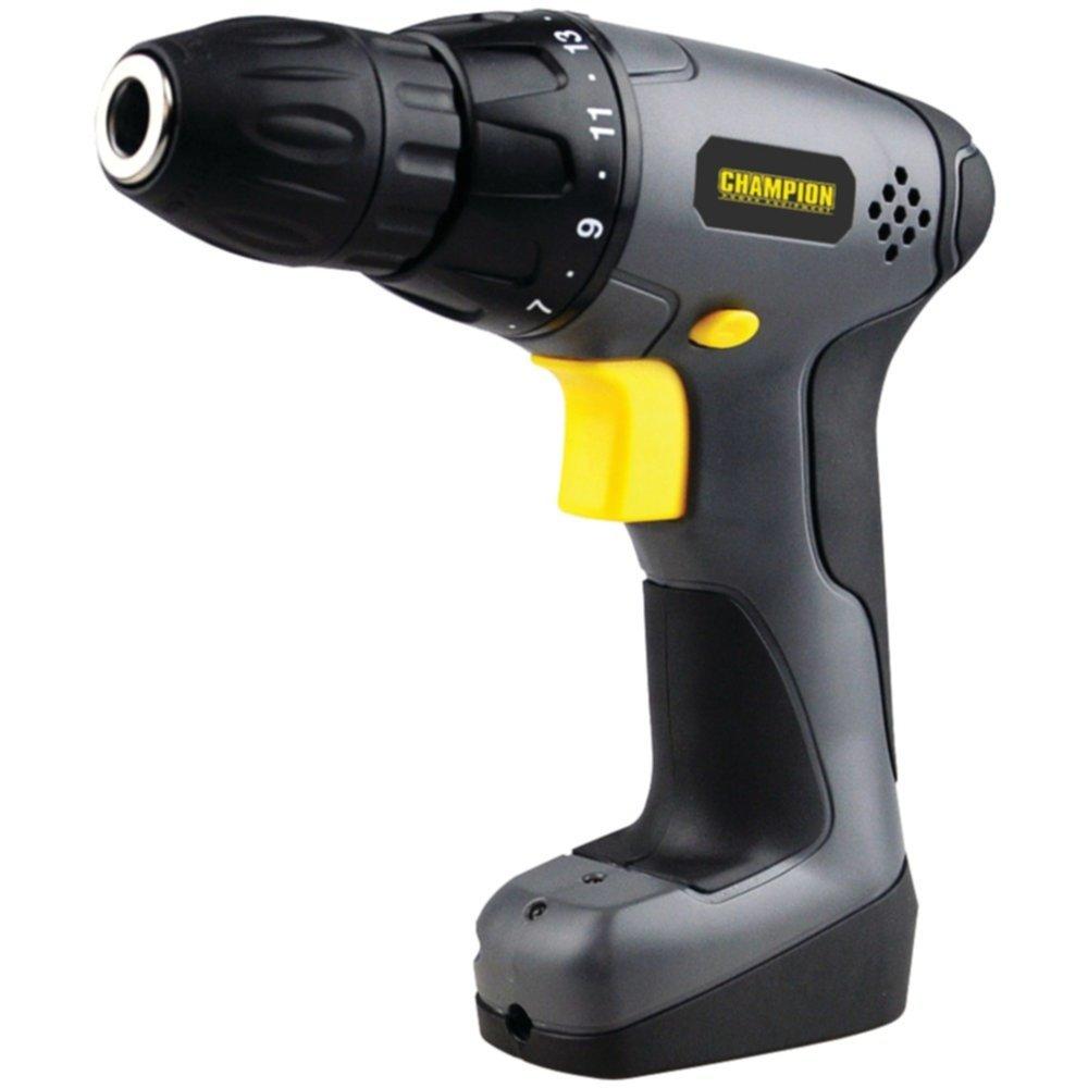CHAMPION PLCDL-85 8-Volt Li-Ion Cordless Drill Tools , Hand Tools