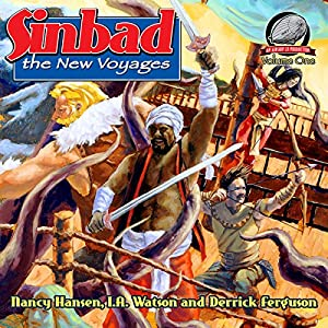 Sinbad - The New Voyages, Volume 1 Audiobook