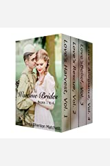 Wartime Brides Collection: 4 Book Set Kindle Edition