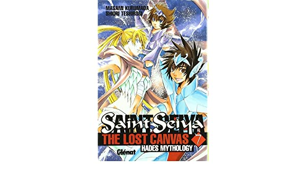 Amazon com: Saint Seiya Lost Canvas Hades 7 (Shonen Manga