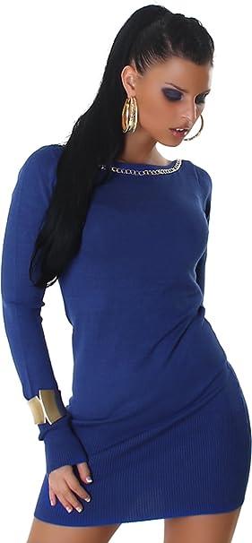 Jersey de jersey de mangas largas de Jela London para mujer Jersey de manga larga Jersey